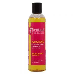 Mielle Organics Babassu Oil Conditioning Sulfate-Free Shampoo