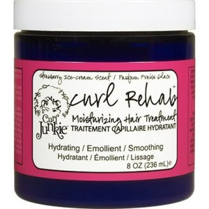 Curl Junkie Rehab Moisturizing Hair Treatment