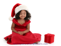Holiday Gift Ideas for Curly Haired Kids