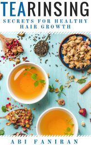 Tea Rinsing Secrets for Healthy Hair Growth Final Cover