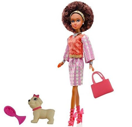 christmas gifts for kids, Queens of Africa Doll - Wuraola