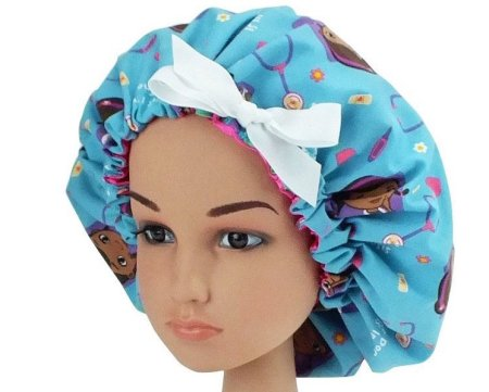 christmas gifts for kids, Satin Sleep Bonnet