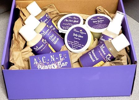 gifts for hair lovers, Mane Queen Build Your Own Sample Box