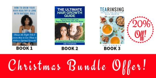healthy hair care series bundle sale