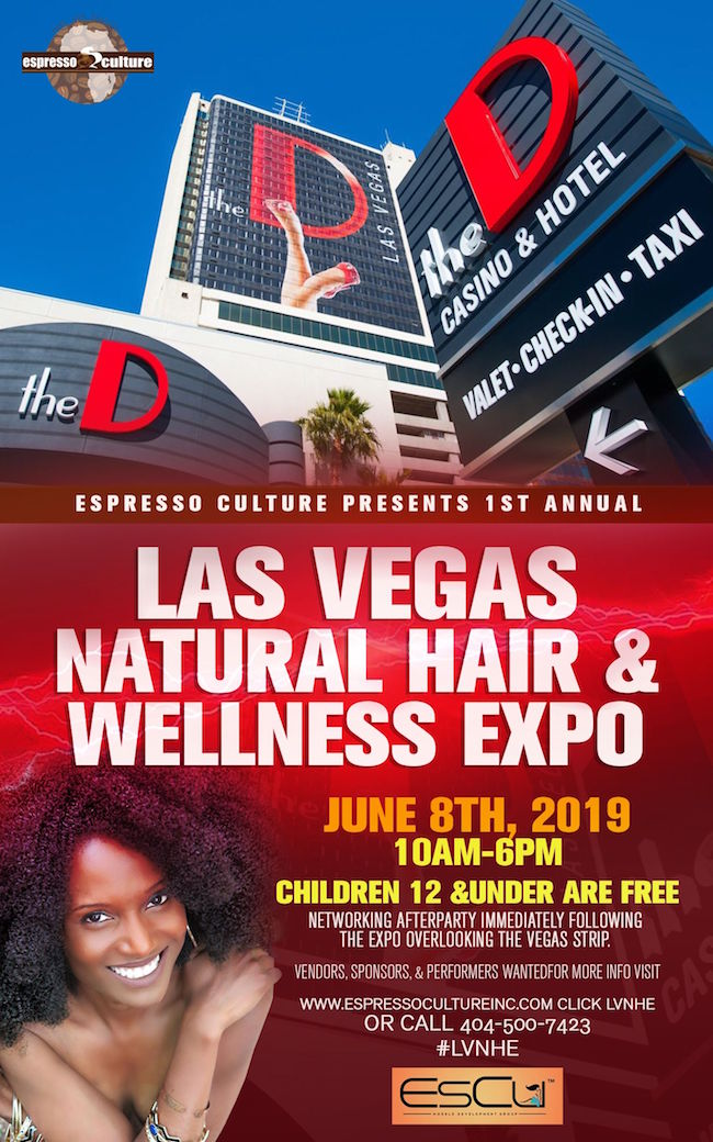 Las Vegas Natural Hair and Wellness Expo