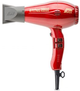 Parlux 3800 Ceramic Ionic Hair Dryer, best hair dryer for curly hair