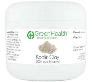 Green Health Kaolin Clay Powder