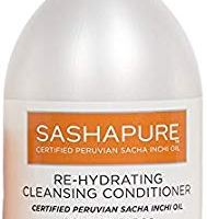 Sashapure Re-hydrating Cleansing Conditioner