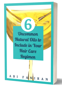 6 Uncommon Natural Oils to Include in Your Hair Care Regimen smaller