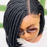 Cornrow Braided Wig