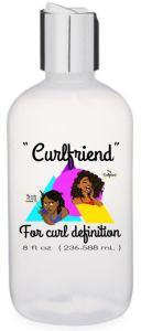 Curlfriend Vegan Friendly Curl Defining Cream