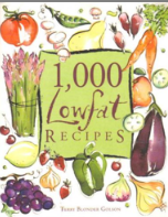 Old Low Fat CookBook Cover