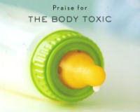 The Body Toxic BackCover Image
