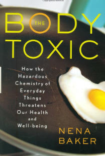 The Body Toxic Front Cover