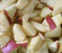 Raw Apple Salad