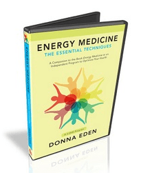 Donna Eden's Energy Medicine: Essential Techniques DVD