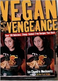 Vegan Cookbook Cover