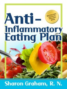 Cover for Anti-Inflammatory Eating Plan