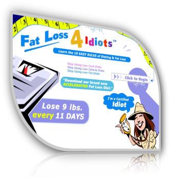 Review: Fat Loss 4 Idiots