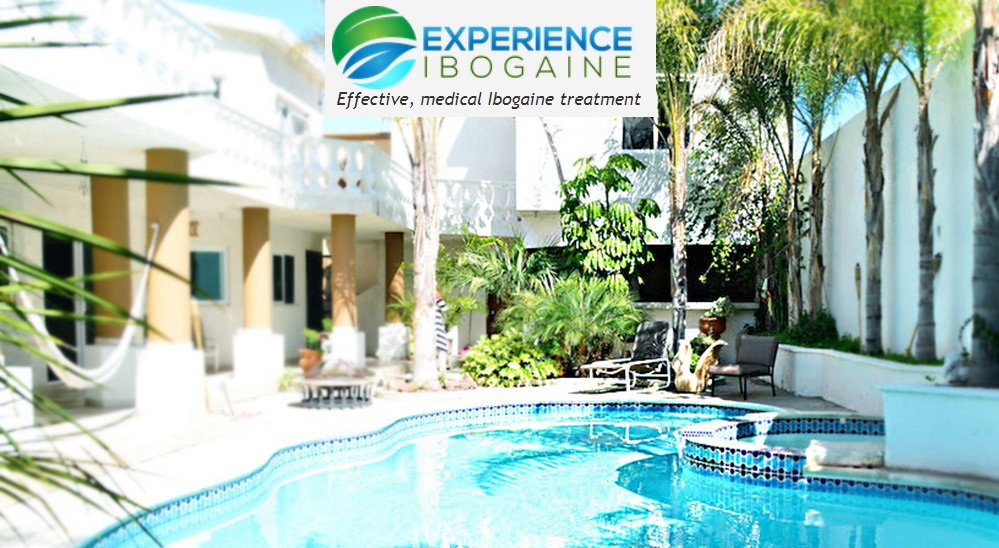 "The ""Experience Ibogaine"" medical facility in Mexico"