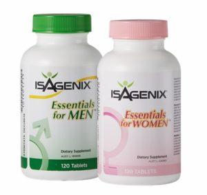 isagenix essentials