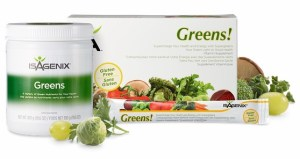 isagenix greens