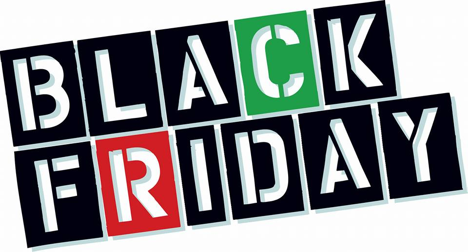 Black Friday – Free Shipping for New and Existing Customers!