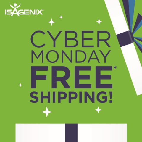 Cyber Monday – Free Shipping!