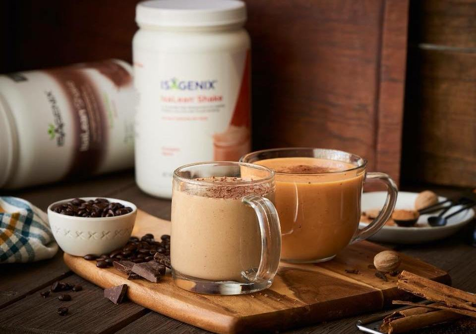 Limited time – Pumpkin Spice and Mocha Seasonal Isalean shakes! Plus Free Membership!