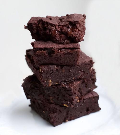 Vegane Brownies Mit Kidneybohnen Healthy On Green
