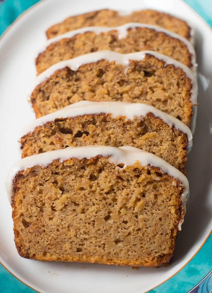Saftiger Zimtkuchen Mit Apfeln Schnell Nicht Zu Suss Vegan Lecker