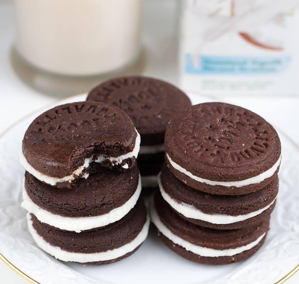 Oreo kekse rezept vegan