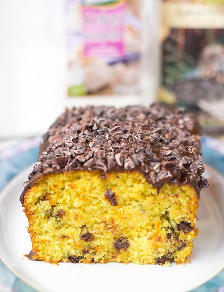 Orangen Kokos Kuchen Vegan Saftig Healthy On Green