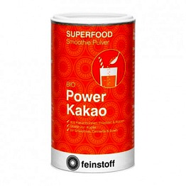 Feinstoff Superfood Bio Power Kakao, Pulver