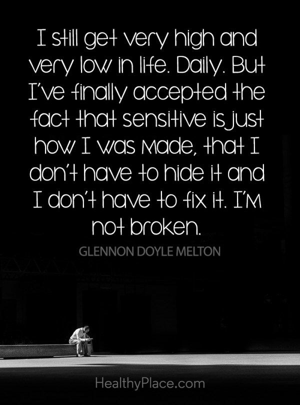 Borderline Personality Disorder Quotes | HealthyPlace