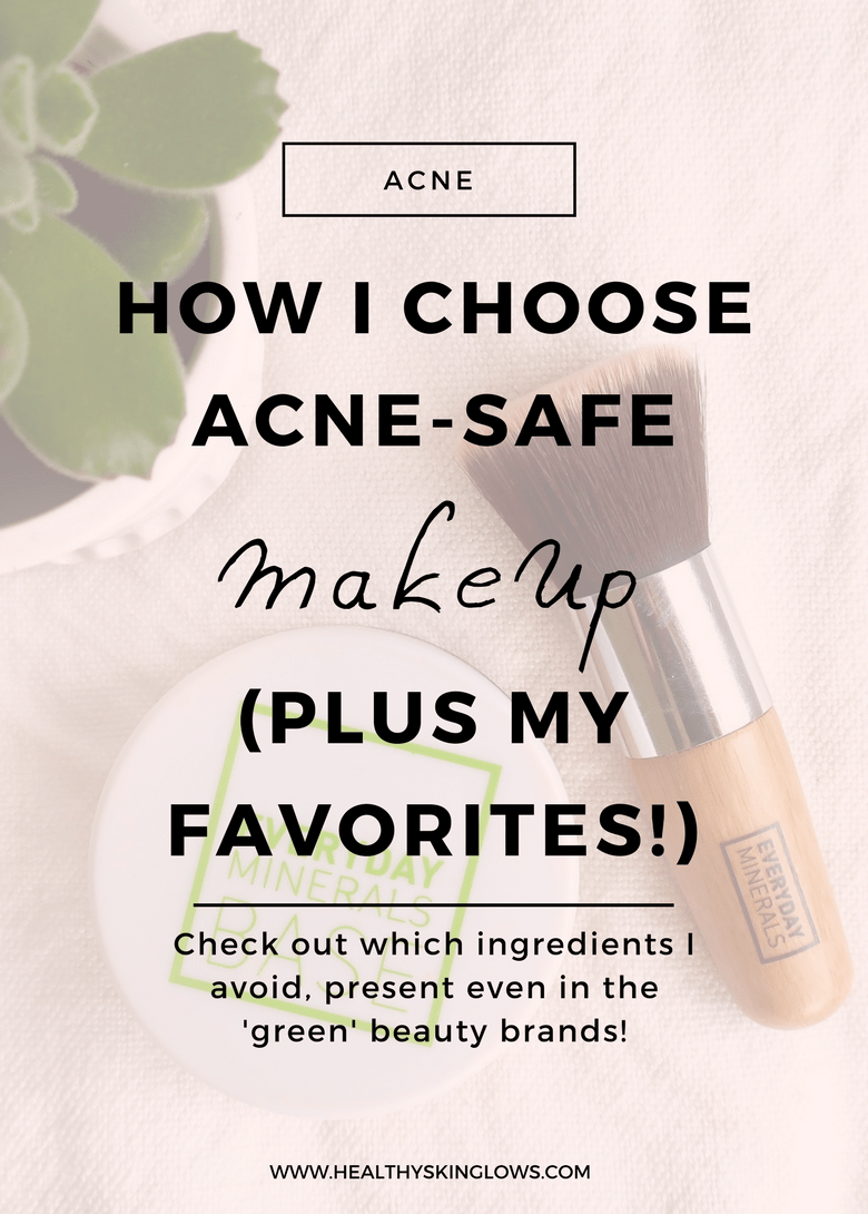 images How to Choose Chemical Free Cosmetics