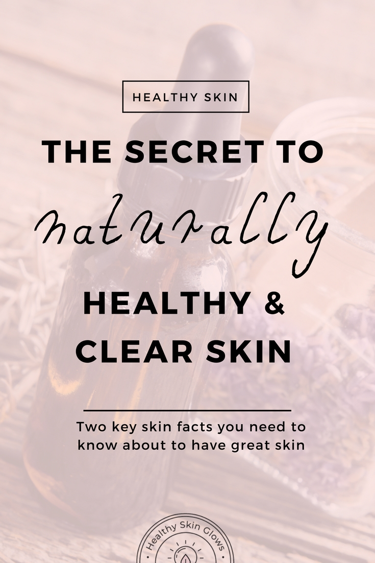 There is a thin protective layer on the top of your skin right now. It's a mixture of sebum (your skin's natural oils) and sweat from the sweat pores. This thin layer is your skin's first shield against the environment. Here is why you need it for youthful, healthy and clear skin and how to maintain it.