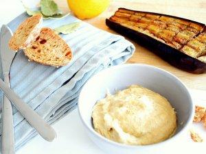 Baba ganoush recept | Home made dip | Recept van Healthy Wanderlust