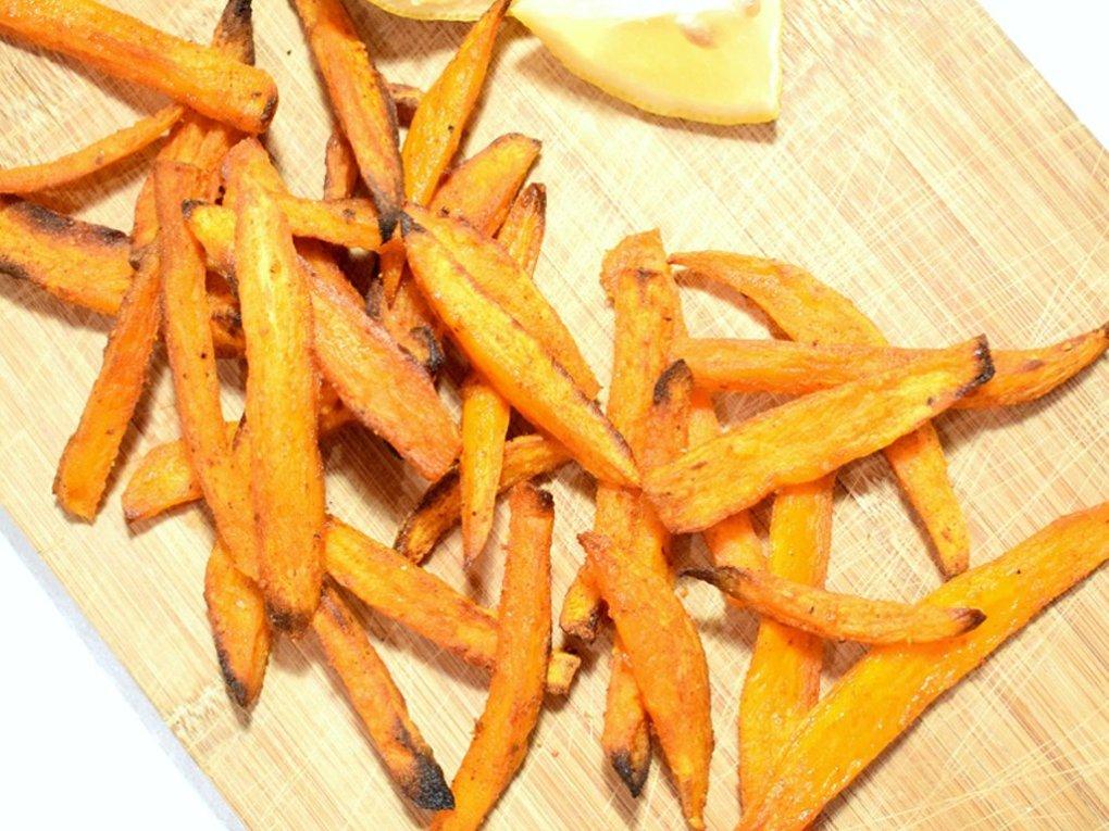Zoete aardappel frietjes | Hoe maak je perfecte zoete aardappel frietjes?