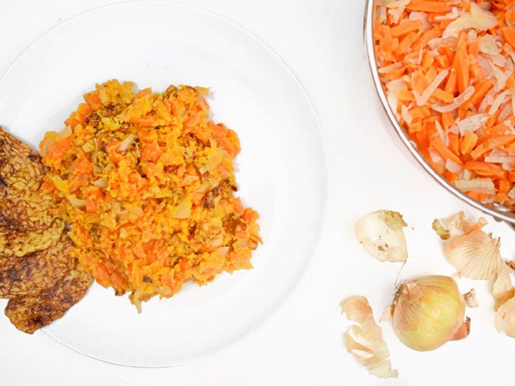 Hutspot recept | Vegan hutspot | Healthy Wanderlust