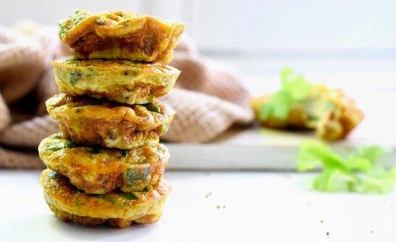 Eggmuffins recept | Gezonde Mexicaanse eggmuffins | Lekker recept