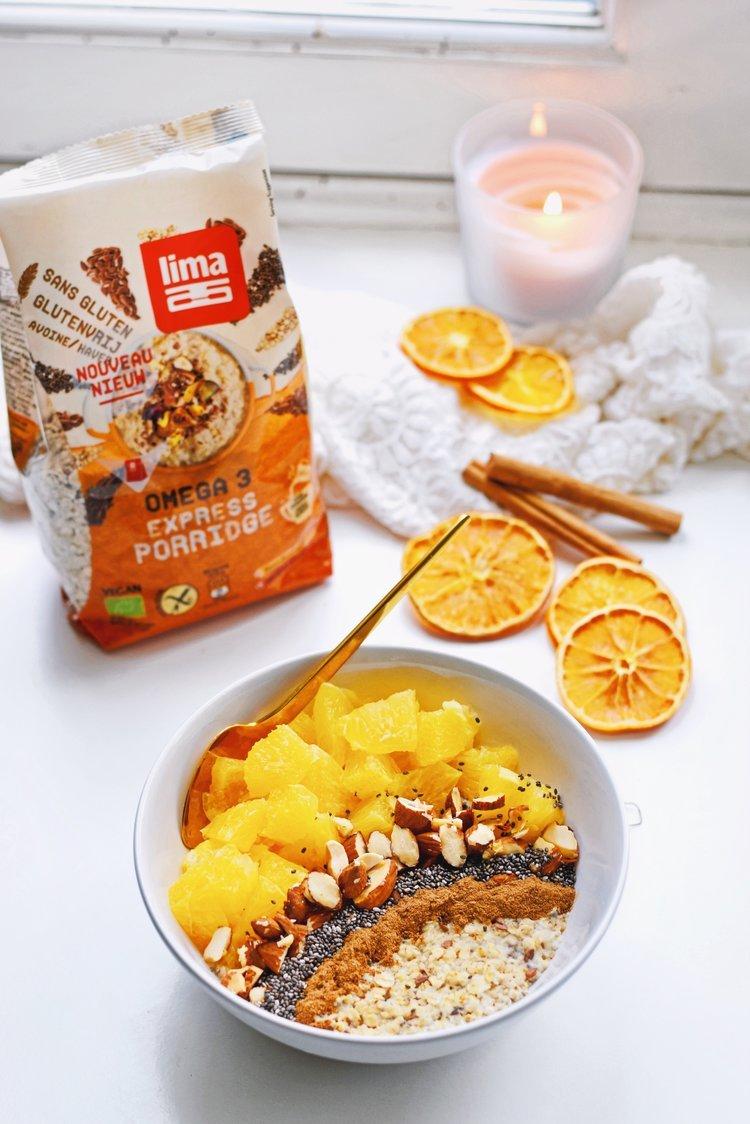 3 x porridge ontbijt | Ontbijt recept | Healthy Wanderlust