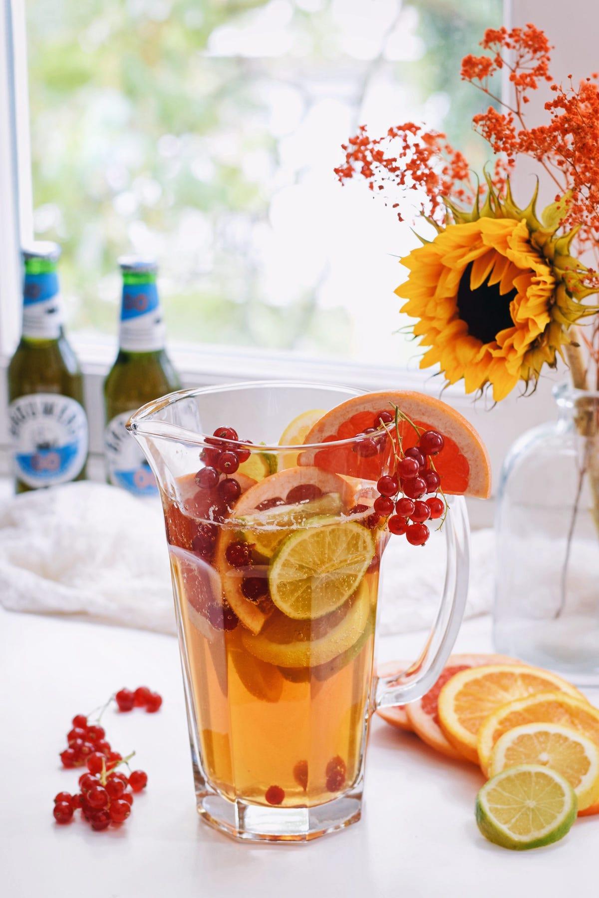 Biersangria | Brouwers bier
