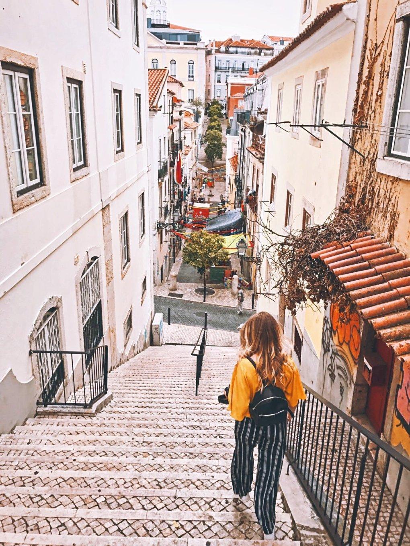 Uiteten in Lissabon   Hotspots Lissabon