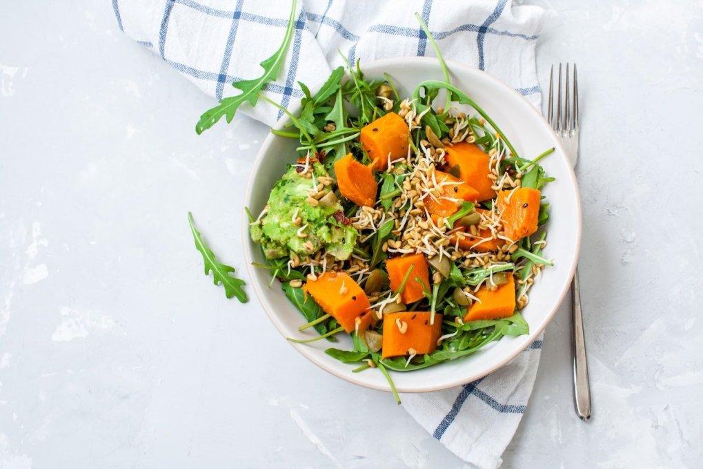 5 x maaltijdsalades | Lekkere maaltijdsalade recepten | Healthy Wanderlust