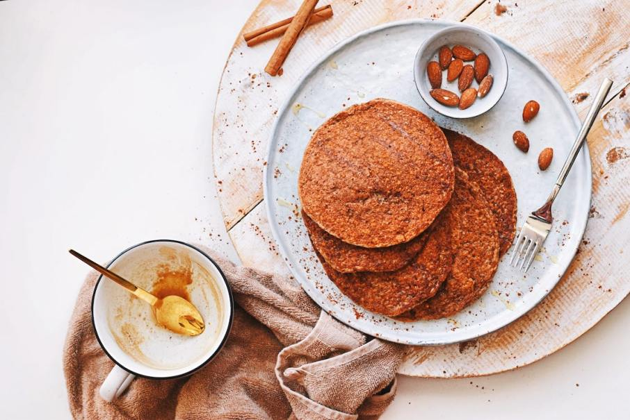Speculaas pannenkoeken | Gezonde pannenkoeken recept