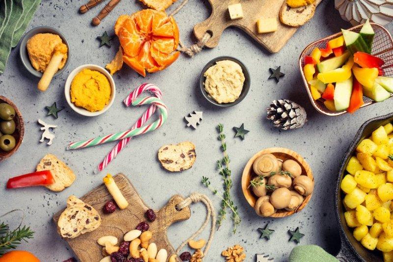 Vegetarisch gourmetten | Tips voor gourmetten tijdens de feestdagen