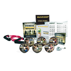 Fitness Brigade? Exercise System - English