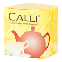 Sunrider® Calli Tea Regular 60 Bags (0.08 oz./2.5 g each bag)