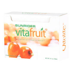 Sunrider® VitaFruit® 10 Bottles (0.5 fl. oz./15 mL each bottle)